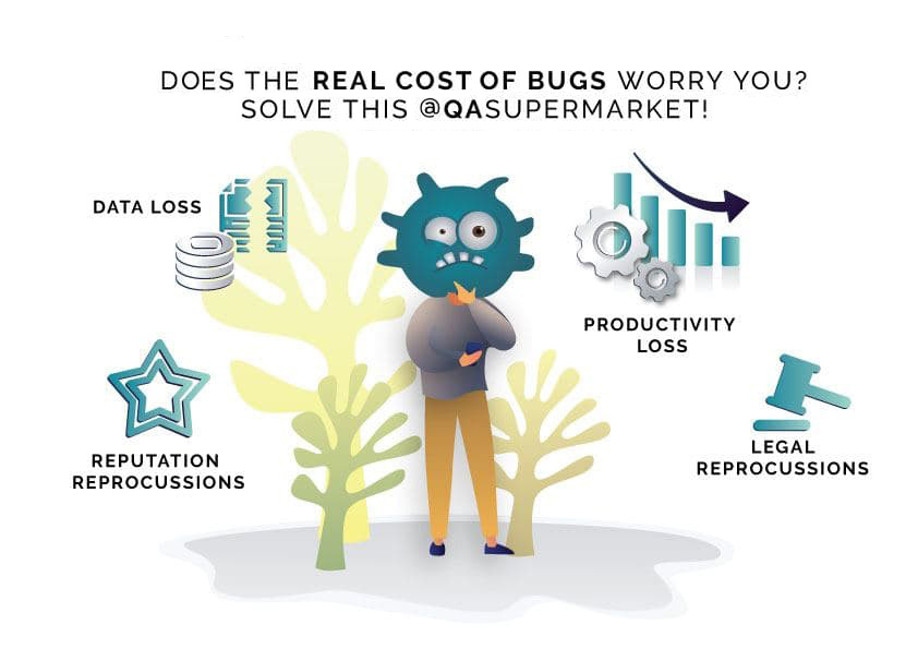 The real costs of bugs